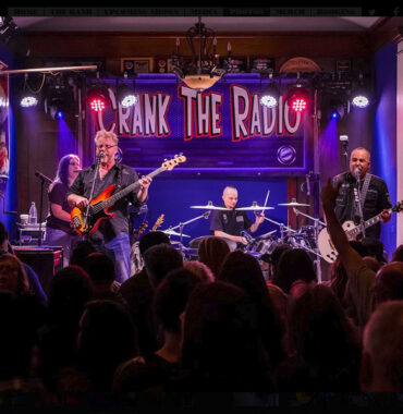 About Crank The Radio