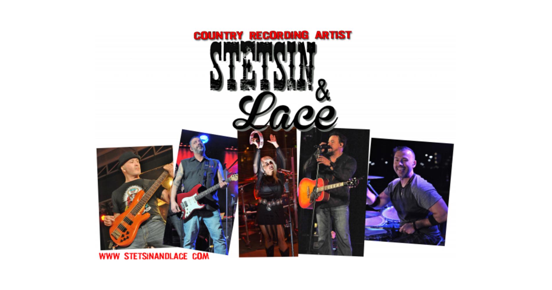 STETSIN & LACE